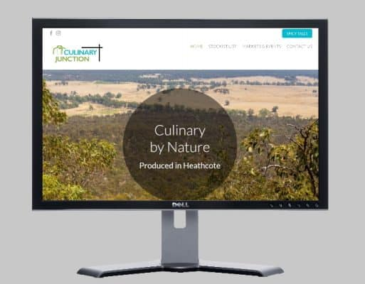 manufacturer of spices-Website by web designer Angie from Siti Web Economici